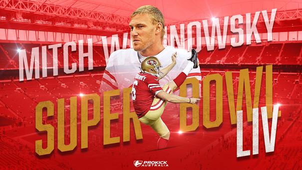 Super Bowl Sports Graphic