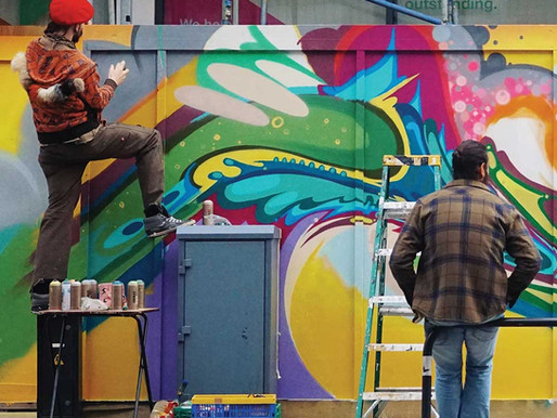 Interpretations: What graffiti reveals about a city