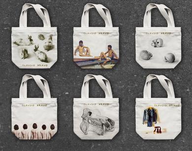 """Tote bag Crowfounding documental """"Después de Bravo"""""""