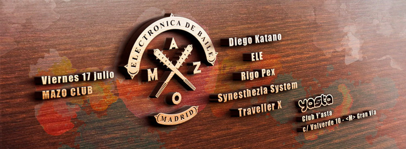 Flyer Club Mazo