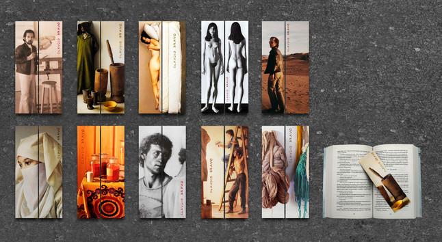 """Bookmarks Tote bag Crowfounding documental """"Después de Bravo"""""""