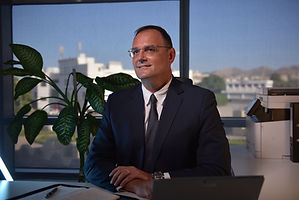 Image of Ernst Grissemann, CEO of Green Tech Mining & Services and Gulf Green Tech