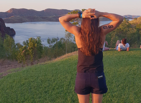 Learnings of Lake Argyle - Diary of an Amateur Open Water Swimmer