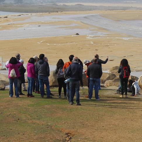 Agrupaciones comunales y parlamentarios se unen a la lucha por ampliación del Santuario de Tunquén