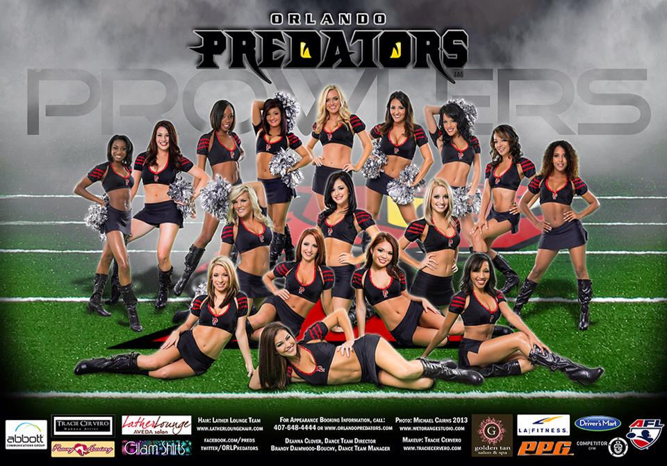 Orlando Predators Director