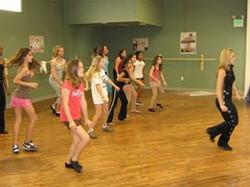 Orlando Magic Dance Clinic