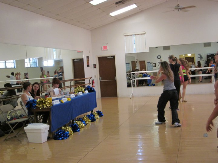Rollins College Dance Team