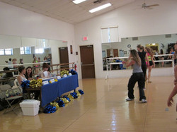 Rollins College Dance Team
