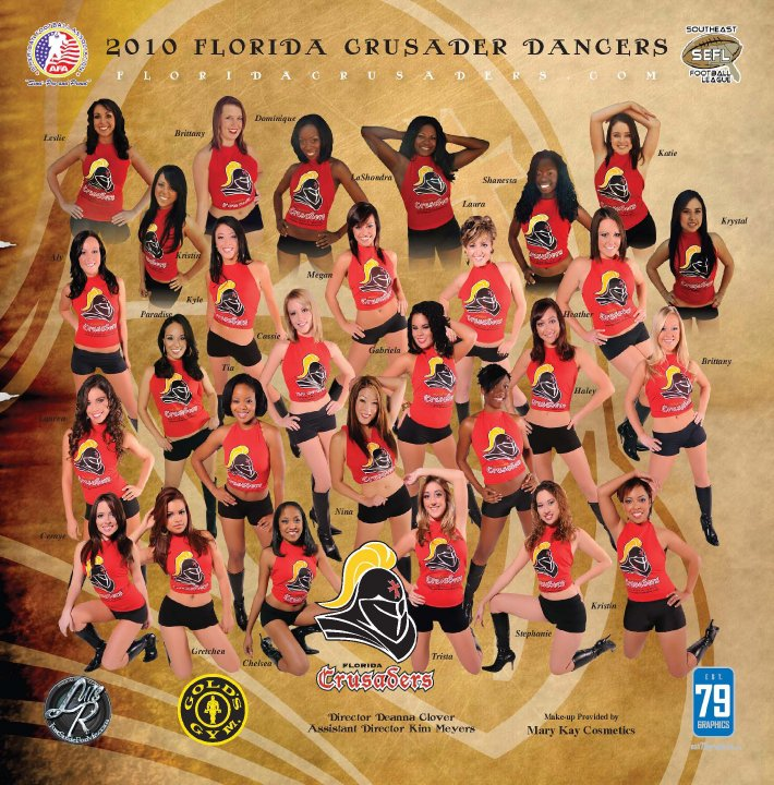 Florida Crusader Dance Team