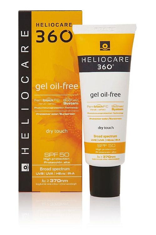 Heliocare® 360˚ Oil Free Gel SPF50 50ml