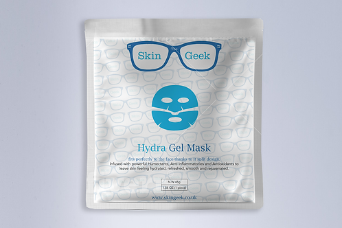 The Skin Geek™ Hydra Gel Mask