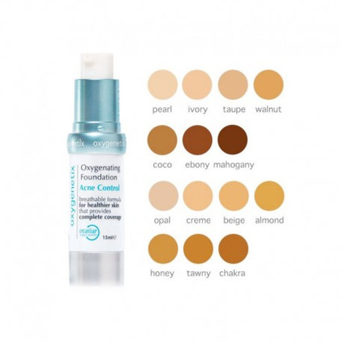 Oxygenating  Acne Control Foundation