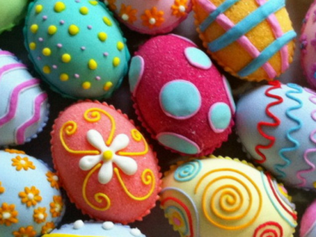 Easter, I Barely Knew Ye.