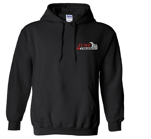 JustTruckin - Core Fleece Value Pullover Hoodie