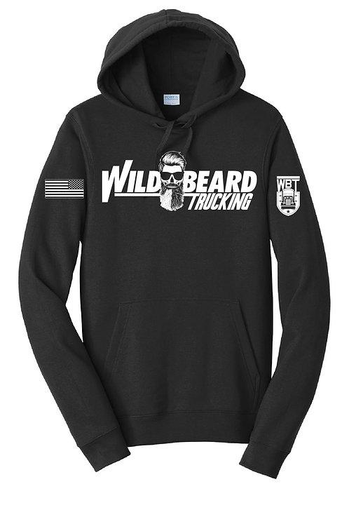 Wild Beard - Logo Hoodie (Black)