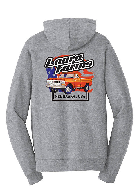 Laura Farms - Ford Truck Hoodie