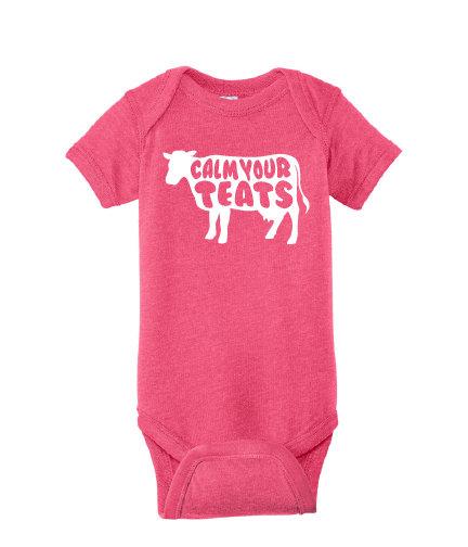 NYFG - Calm Your Teats - Infant Bodysuit