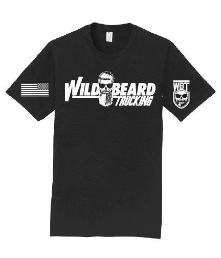 Wild Beard - Logo Short-Sleeve Tee (Black)