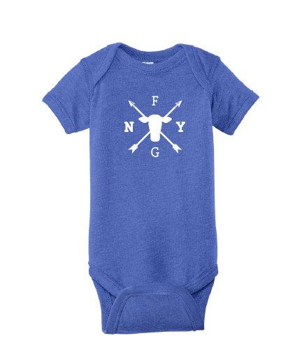 NYFG - Logo - Infant Bodysuit