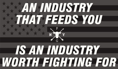 NYFG - Industry Feeds You Sticker