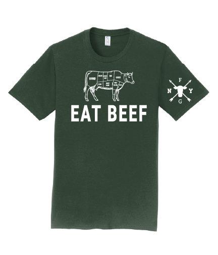NYFG - Eat Beef - Short-Sleeve Tee