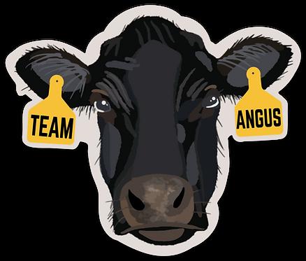 NYFG - Team Angus Sticker