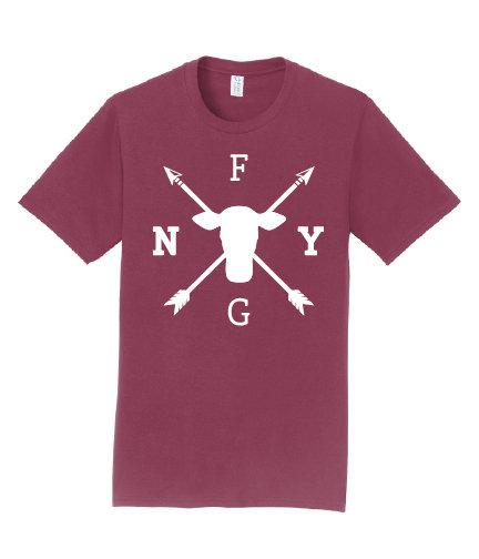 NYFG - Logo Short-Sleeve Tee