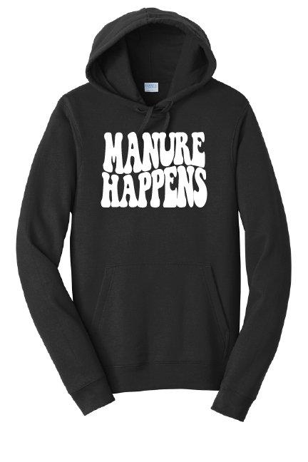 NYFG - Manure Happens Hoodie