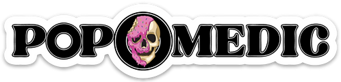 "Popo Medic - ""I Hate This Logo"" Sticker"