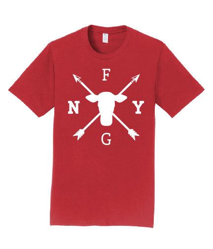 NYFG - Logo Short-Sleeve Tee (Youth)