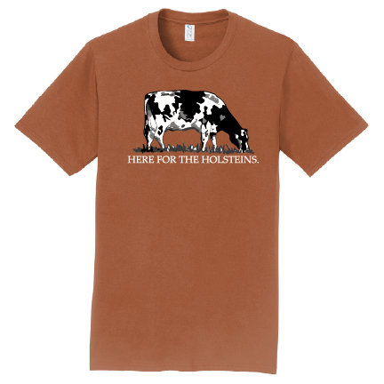NYFG - Here For the Holsteins Tee