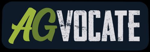 NYFG - Agvocate Sticker