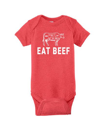 NYFG - Eat Beef - Infant Bodysuit