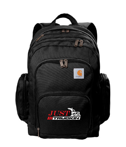 JustTruckin - Carhartt Foundry Series Backpack (Black)