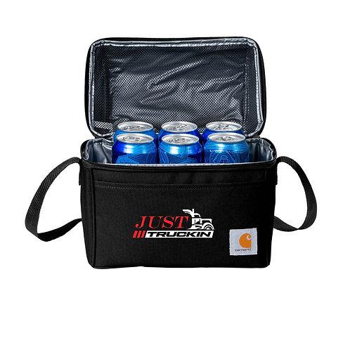 JustTruckin - Carhartt 6-Can Lunch Cooler