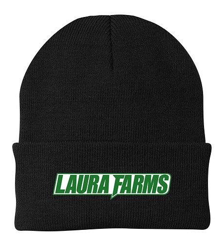 Laura Farms - Carhartt Watch Cap (Black/Green/White)