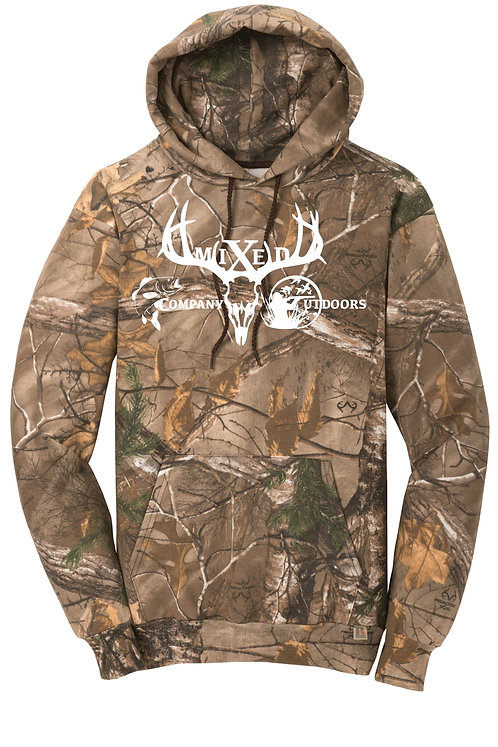 MCO - Russell Outdoors Realtree Pullover Hooded Sweatshirt