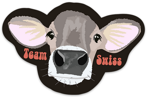 NYFG - Team Swiss Sticker