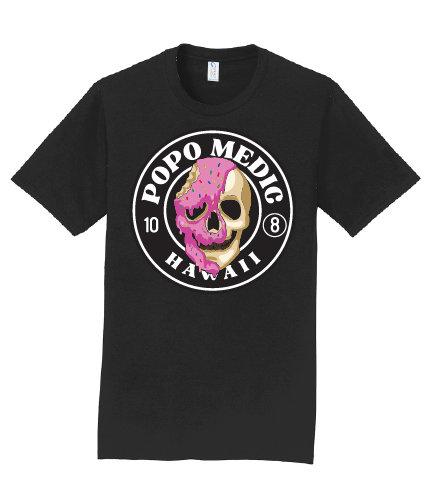 Popo Medic - Logo - Short-Sleeve Tee