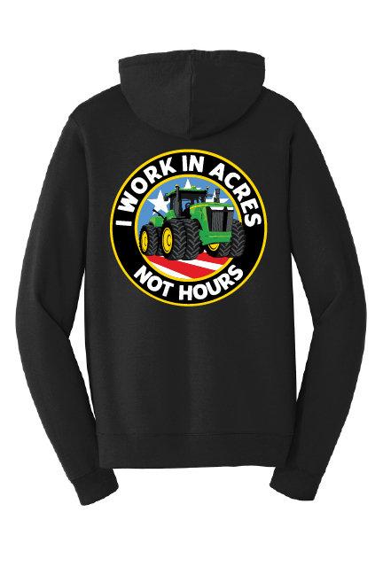 NYFG - Acres Not Hours - Hoodie