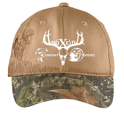 MCO - Embroidered Camouflage Cap - Deer