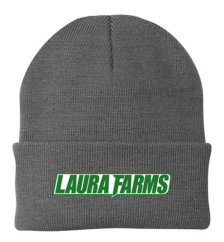 Laura Farms - Carhartt Watch Cap (Grey/Green/White)