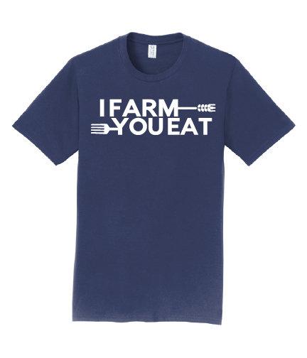 NYFG - I Farm You Eat - Short-Sleeve Tee