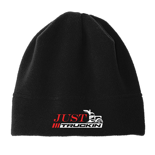 JustTruckin - Stretch Fleece Beanie