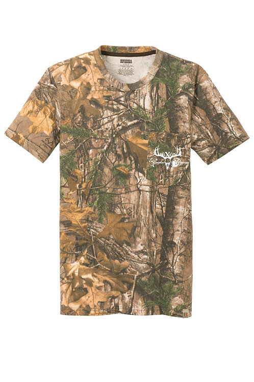 MCO - Russell Outdoors Realtree Explorer Long-Sleeve Pocket Tee