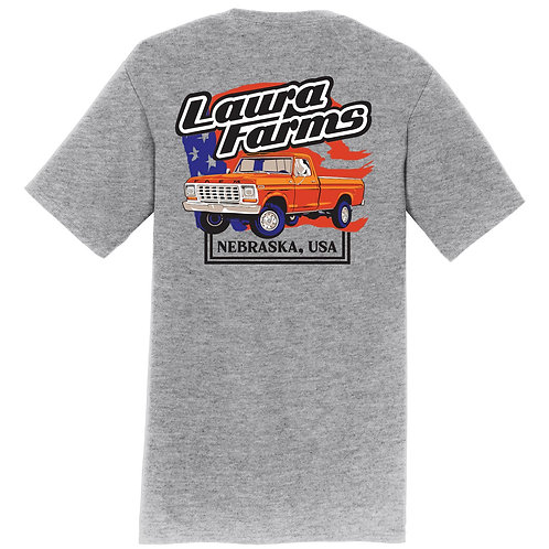 Laura Farms - Ford Truck Short-Sleeve Tee