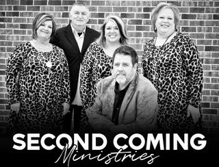 Second Coming Promotional Shot 1