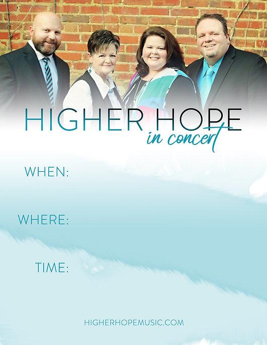 Higher Hope Flyer