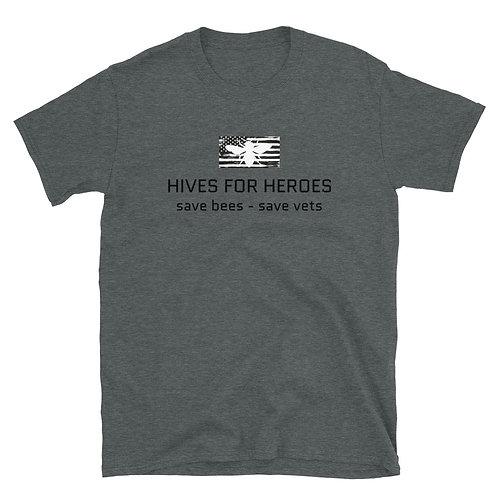 Hives for Heroes Original T-shirt