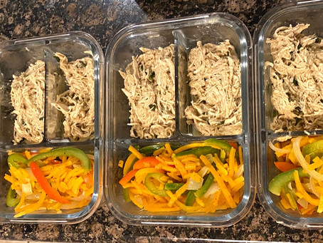 Thai Curry Shredded Chicken